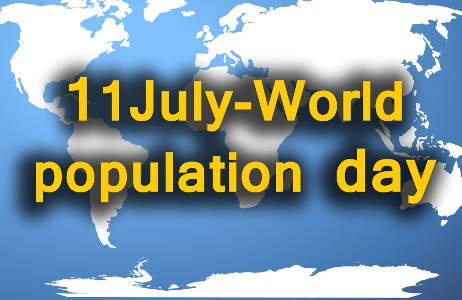 11 July World population day