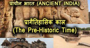 प्रागैतिहासिक काल (The Pre-Historic Time) प्राचीन भारत (ANCIENT INDIA)